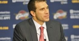 Chris Grant, ex-GM de Cleveland, se incorpora a los Spurs