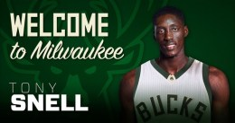 Milwaukee no renovará a Tony Snell