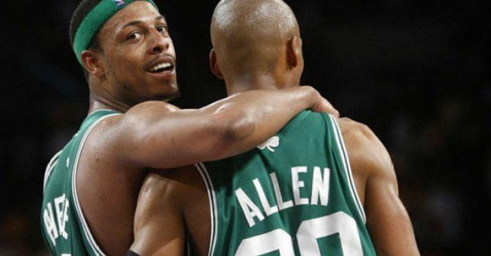 Rondo no invitará a Allen para conmemorar el título de 2008