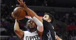 Ricky Rubio regresa como víctima de otra exhibición de los Clippers