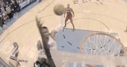 Un matazo de Russell Westbrook silencia a los Rockets
