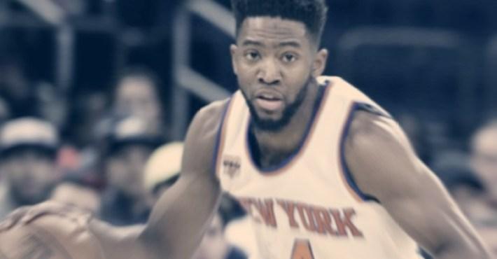Los Knicks cortarán a Chasson Randle