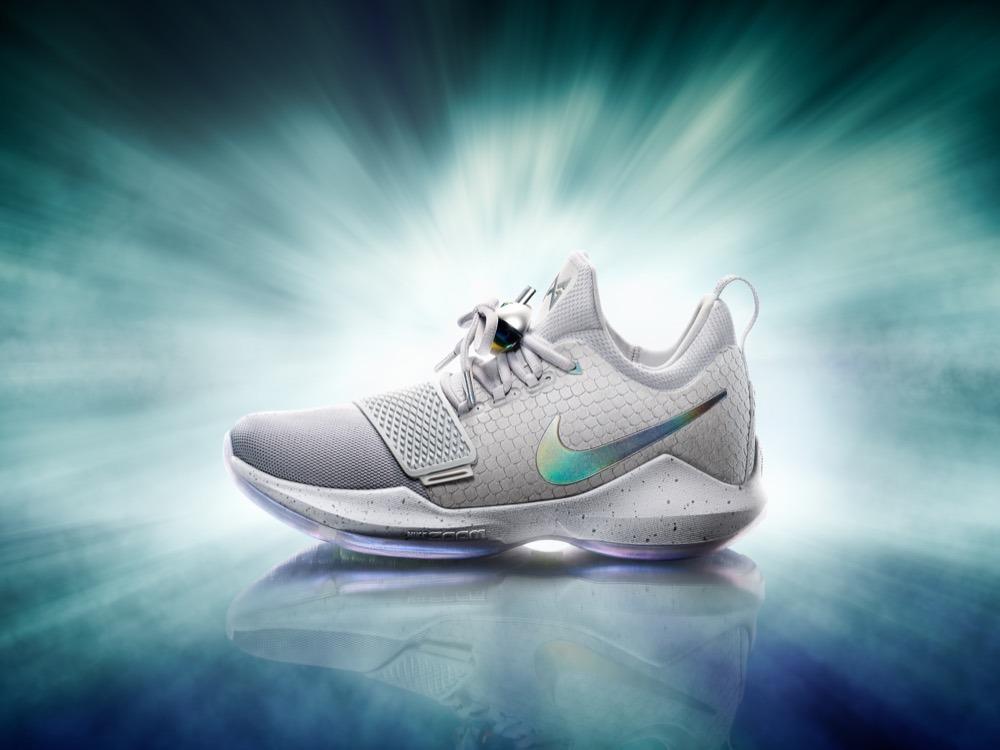 Nike zapatillas presenta la línea de zapatillas Nike de Paul George e590e5