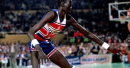 Manute Bol, el debut NBA del primer gigante africano