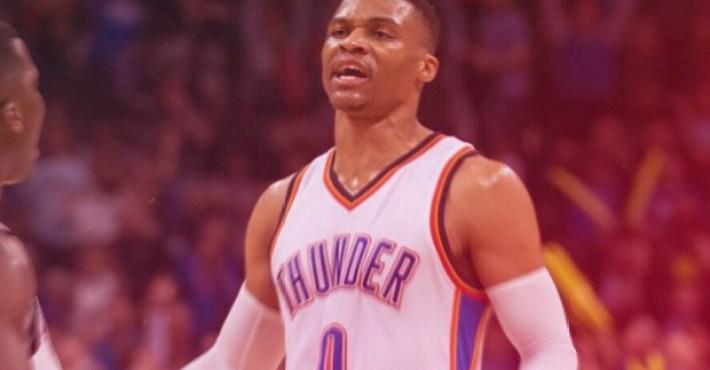 Westbrook decide desde el tiro libre en la peor velada de Carmelo