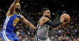 San Antonio abusa de los Warriors en el duelo de las ausencias