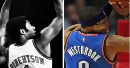 """Robertson se rinde ante Westbrook: """"El rey del triple-doble"""""""
