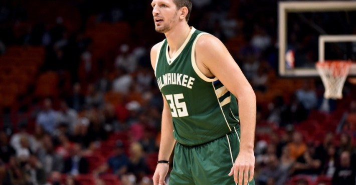 Teletovic podría ser baja hasta playoffs