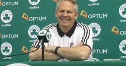 Danny Ainge y los Celtics: doble o nada