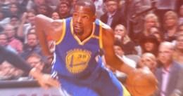 Durant y Jordan felicitan a Westbrook por su MVP