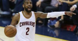 Los Pistons también preguntan por Kyrie Irving