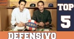 Drafteados: el top-5 defensivo de la NBA