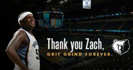 Memphis Grizzlies retirará el '50' de Zach Randolph