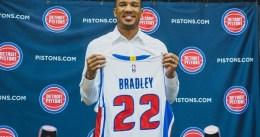 """Bradley y su fichaje por Detroit: """"Sabía que iría a algún sitio"""""""