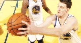 Ognjen Kuzmic, ex de los Warriors, ficha por el Real Madrid