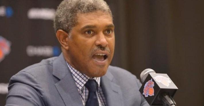 Los Knicks, en busca de la tranquilidad perdida