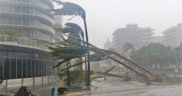 El Huracán Irma deja su huella en las instalaciones de los Heat