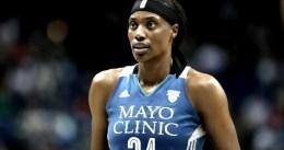 Sylvia Fowles gana el MVP de la WNBA