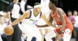 Los Mavericks destrozan a los Bulls (118-71)