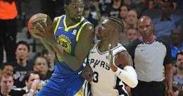 Golden State se rehace a tiempo y aplasta a los Spurs