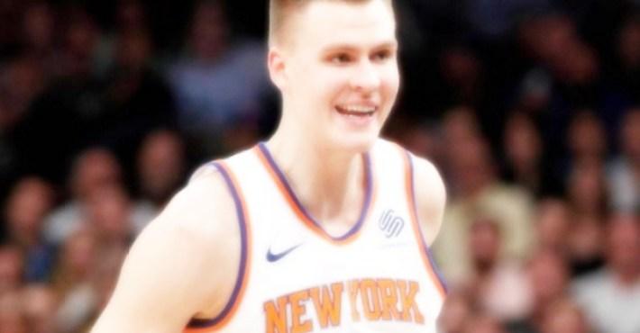 Triunfo en Brooklyn de los Knicks con 26 puntos de Porzingis