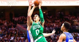 Victoria para los Celtics con un gran Tatum en el último cuarto