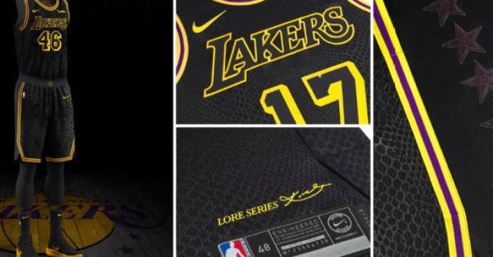Nuevos y rompedores uniformes alternativos NBA 'City Edition'