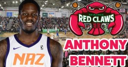 Anthony Bennett, traspasado a Maine Red Claws