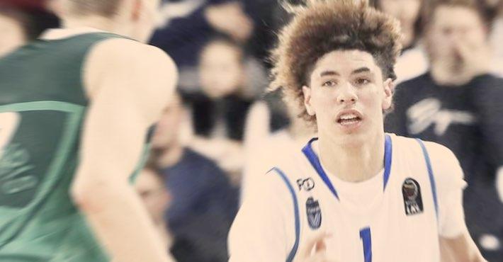 LaMelo Ball participará en el concurso de triples de la liga lituana