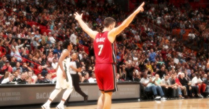 A Miami Heat le va enero