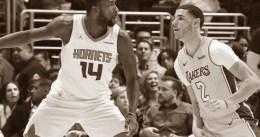 Vuelve Lonzo Ball, pero todo sigue igual para los Lakers: derrota ante Charlotte