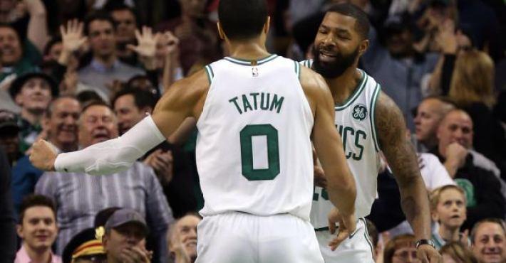 """Morris lo certifica: """"Tatum va a ser una superestrella"""""""