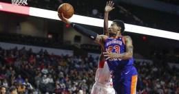 Trey Burke, nuevo jugador de New York Knicks