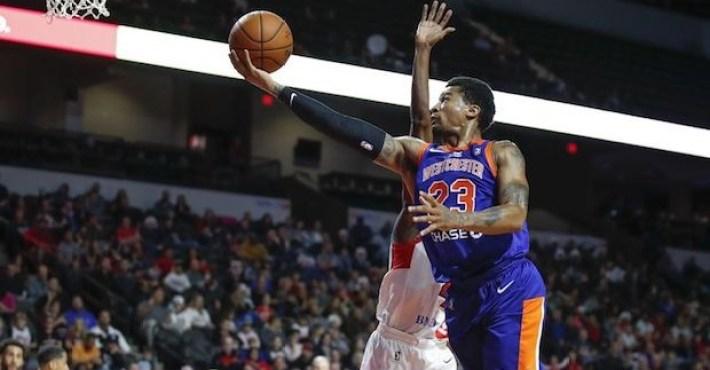 Trey Burke quiere aprovechar la oportunidad de los Knicks