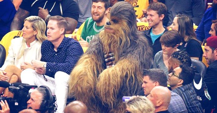 Chewbacca Cleveland