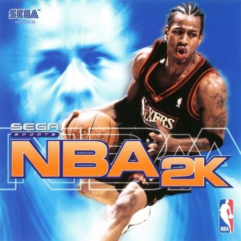 Saga NBA 2K-15