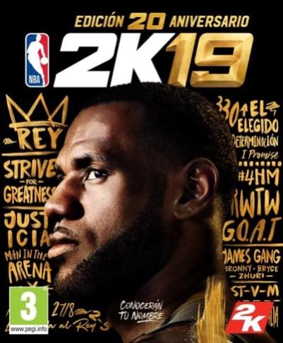 Saga NBA 2K-16