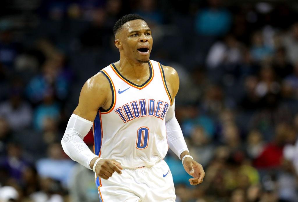 Russell Westbrook, tercero con más triples-dobles en la historia de la NBA