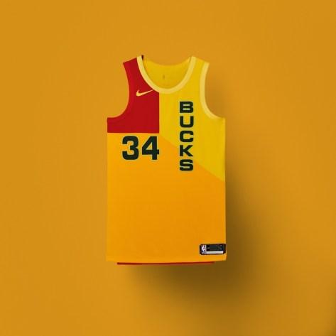 NBA City Edition 2018-19 Nike-8