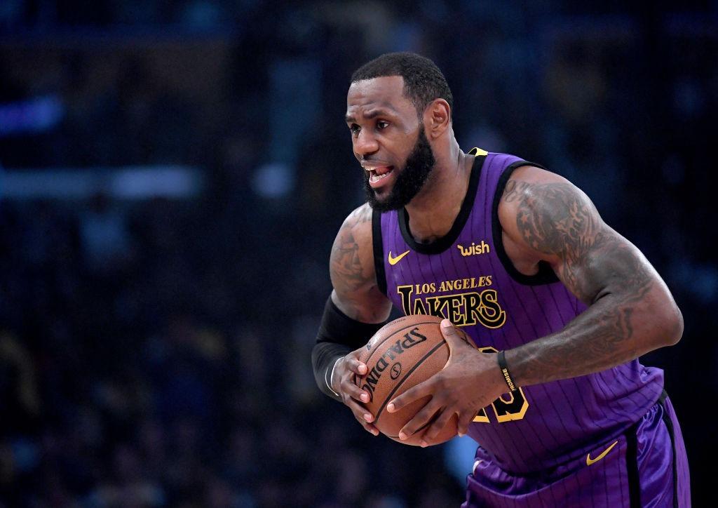 LeBron James se perderá al menos tres partidos más