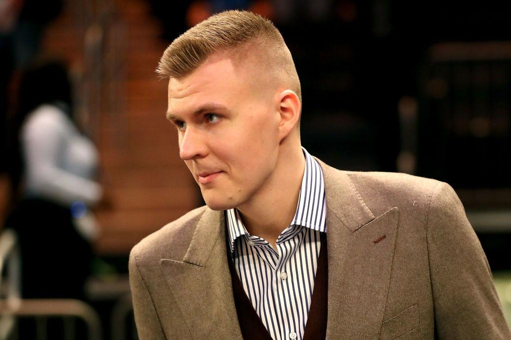 Kristaps Porzingis sobre Luka Doncic:
