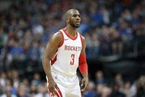 """Chris Paul niega que se quiera ir de los Rockets: """"Nunca exigí un traspaso"""""""