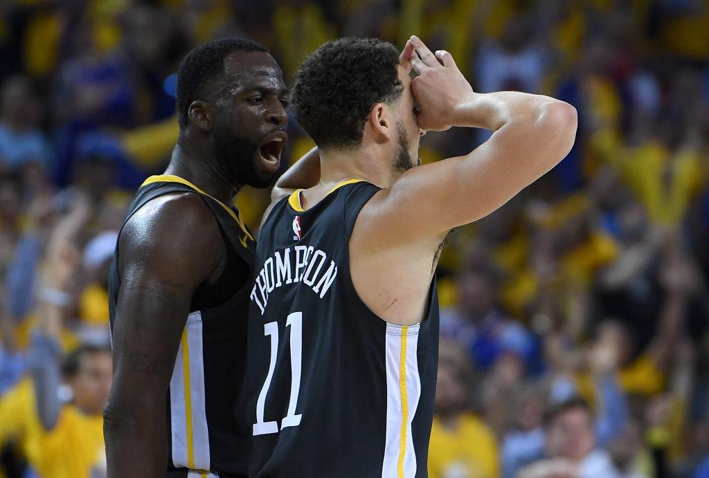 Warriors ponen a Rockets al borde del abismo