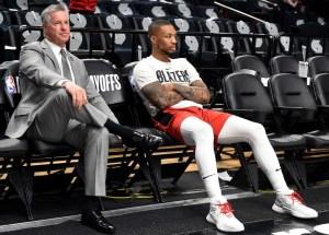 Neil Olshey extiende su contrato con Portland