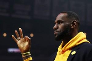 Los Lakers son favoritos al anillo para la próxima temporada