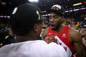 Los Knicks también se reunirán con Kawhi Leonard