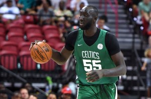 El agente de Tacko Fall, optimista con el futuro NBA del pívot