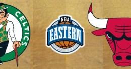 La carrera entre Bulls y Celtics ya ha empezado