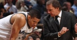 JaVale McGee realizó 12 tapones contra Chicago
