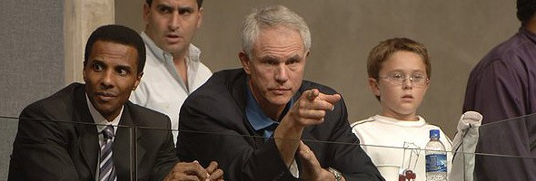 Mitch Kupchak, General Manager de Lakers, en Madrid